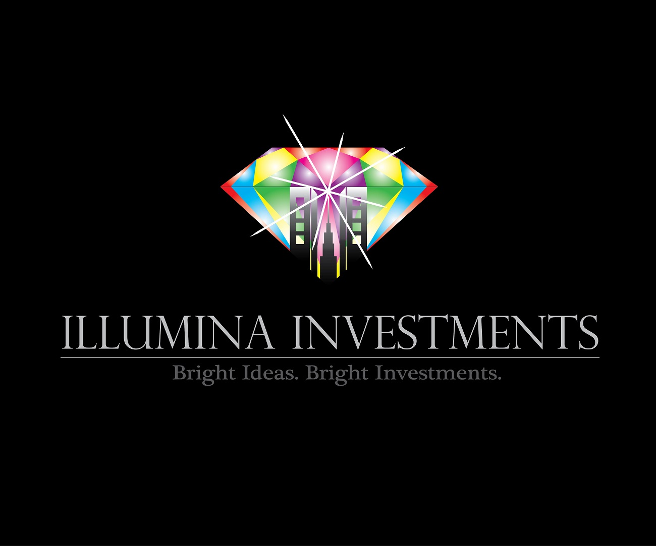 Logo Design by jhunzkie24 - Entry No. 30 in the Logo Design Contest Creative Logo Design for Illumina Investments.