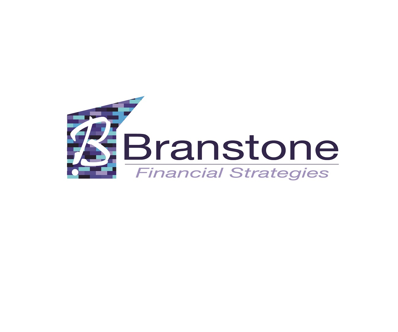 Logo Design by jhunzkie24 - Entry No. 70 in the Logo Design Contest Inspiring Logo Design for Branstone Financial Strategies.