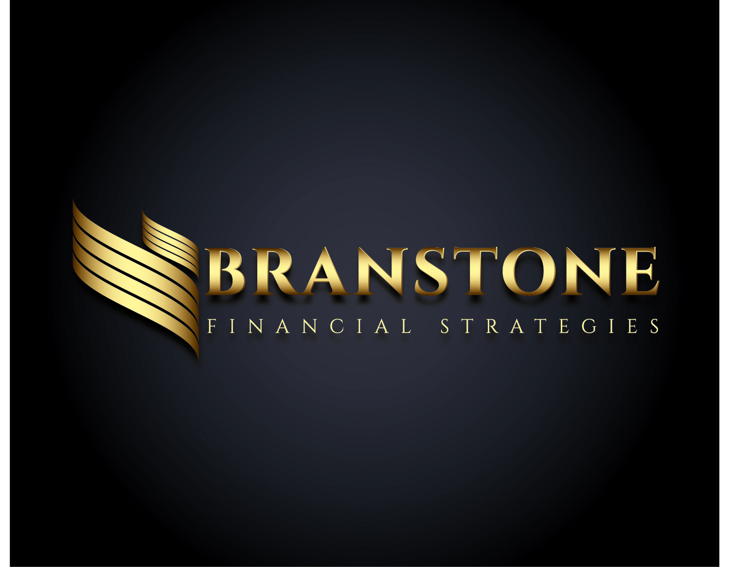 Logo Design by VENTSISLAV KOVACHEV - Entry No. 73 in the Logo Design Contest Inspiring Logo Design for Branstone Financial Strategies.