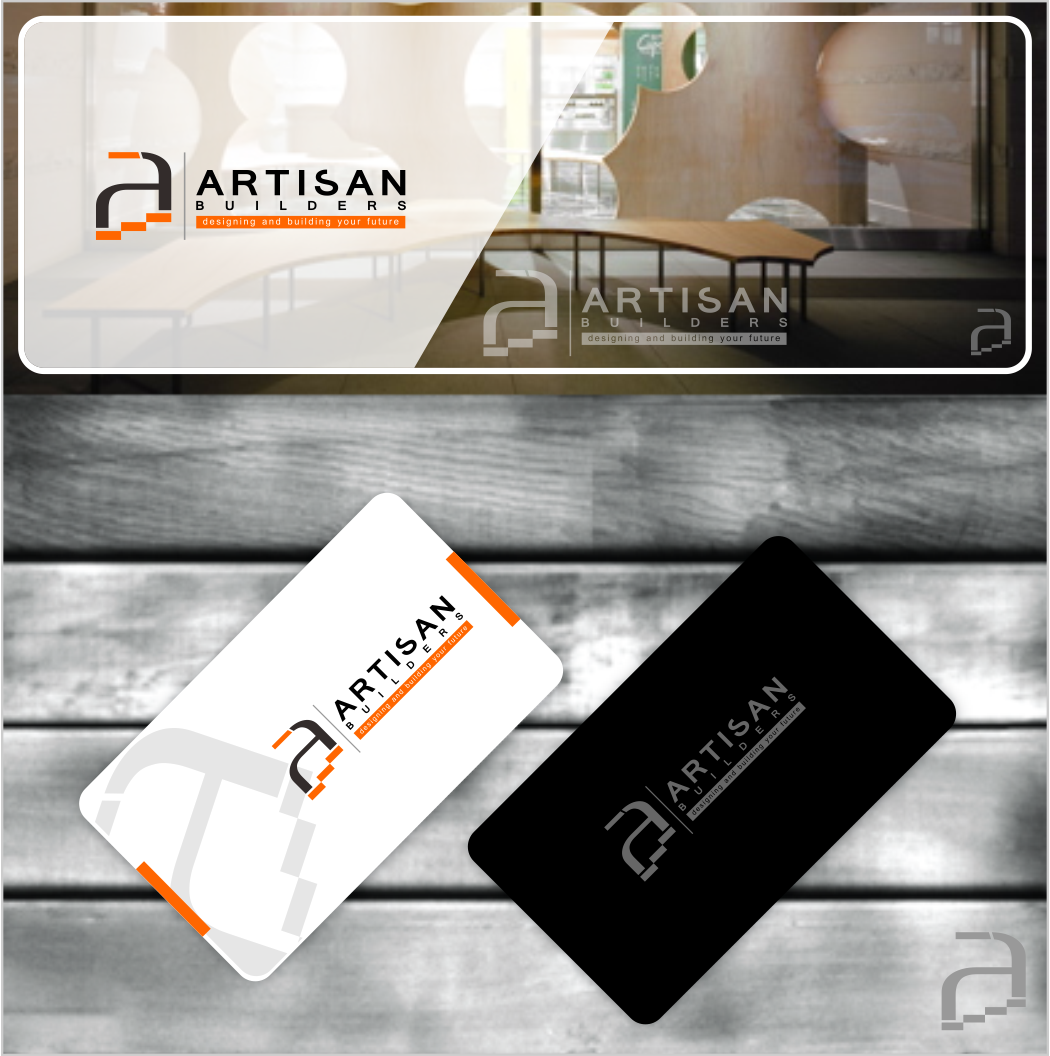 Logo Design by Private User - Entry No. 79 in the Logo Design Contest Captivating Logo Design for Artisan Builders.