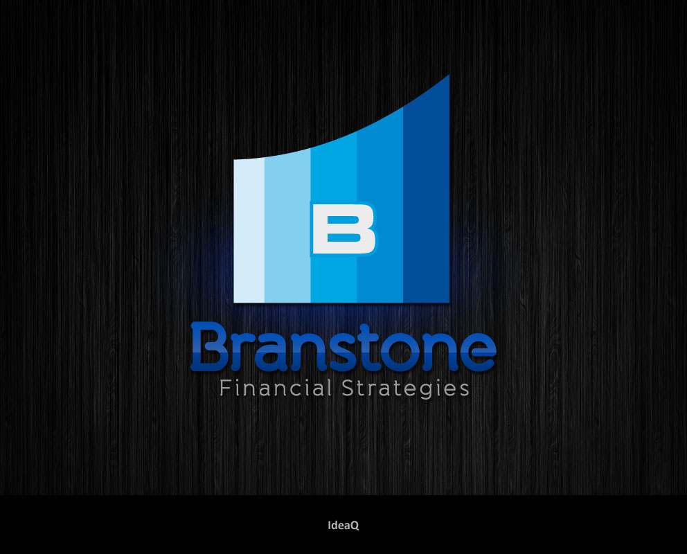 Logo Design by Private User - Entry No. 76 in the Logo Design Contest Inspiring Logo Design for Branstone Financial Strategies.