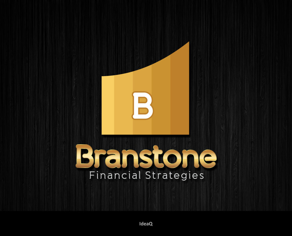 Logo Design by Private User - Entry No. 78 in the Logo Design Contest Inspiring Logo Design for Branstone Financial Strategies.