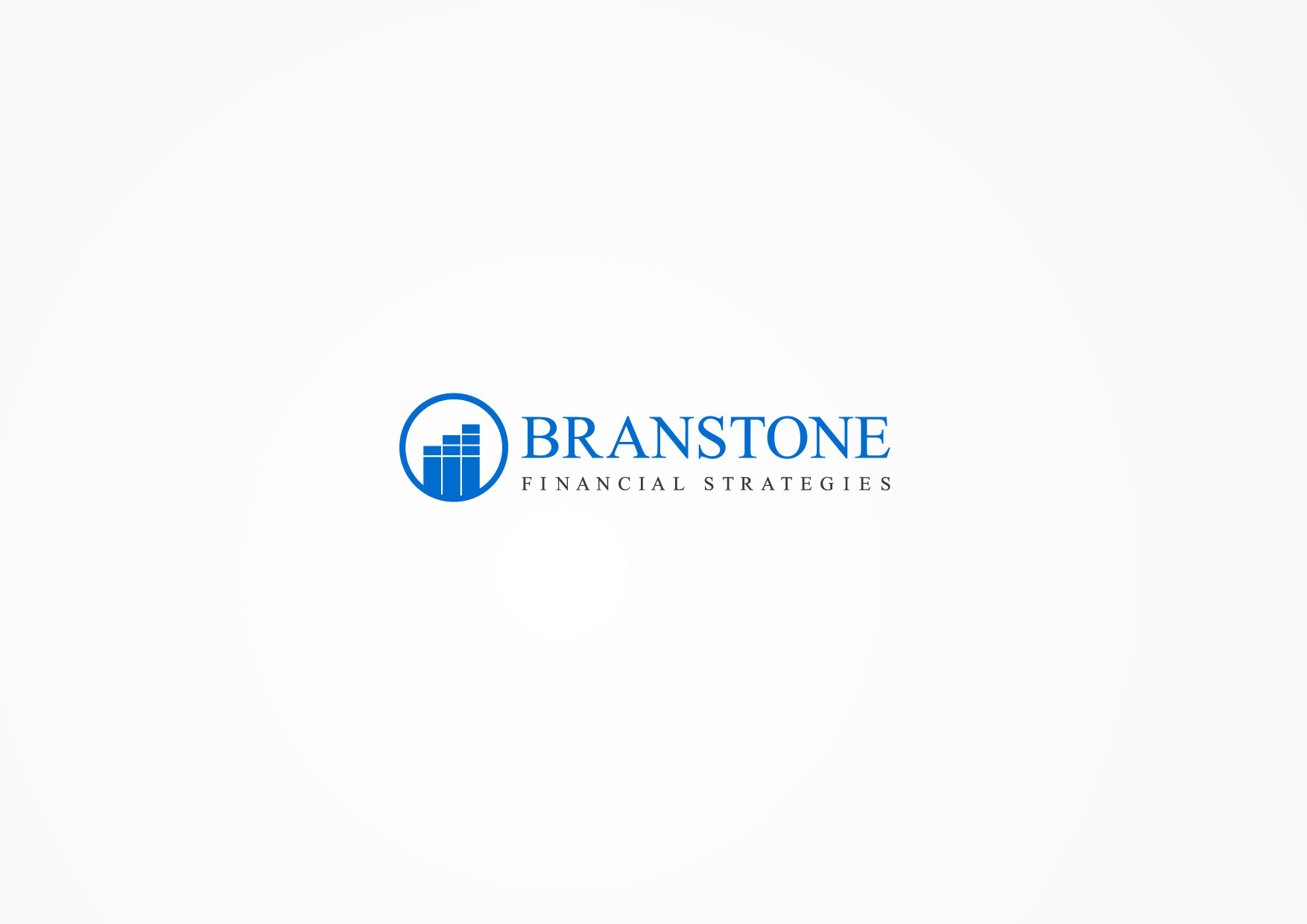Logo Design by Osi Indra - Entry No. 93 in the Logo Design Contest Inspiring Logo Design for Branstone Financial Strategies.
