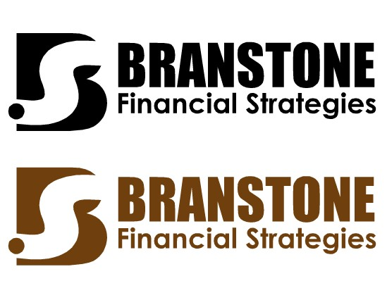 Logo Design by Ismail Adhi Wibowo - Entry No. 95 in the Logo Design Contest Inspiring Logo Design for Branstone Financial Strategies.