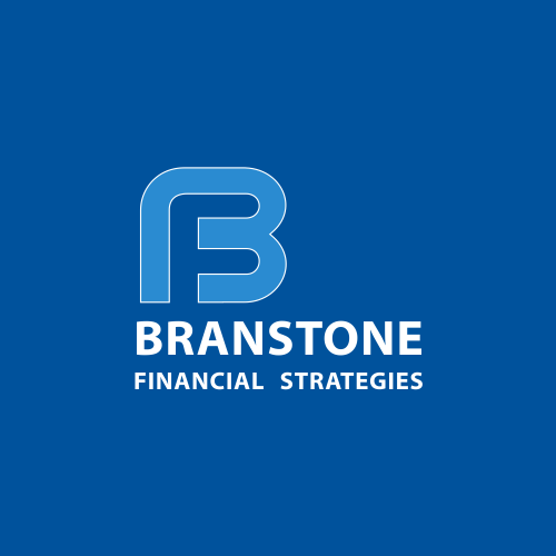 Logo Design by Rudy - Entry No. 101 in the Logo Design Contest Inspiring Logo Design for Branstone Financial Strategies.