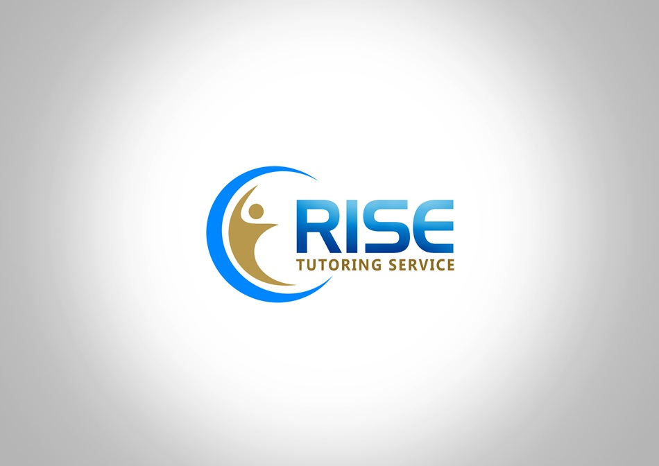 Logo Design by Respati Himawan - Entry No. 21 in the Logo Design Contest Imaginative Logo Design for Rise Tutoring Service.