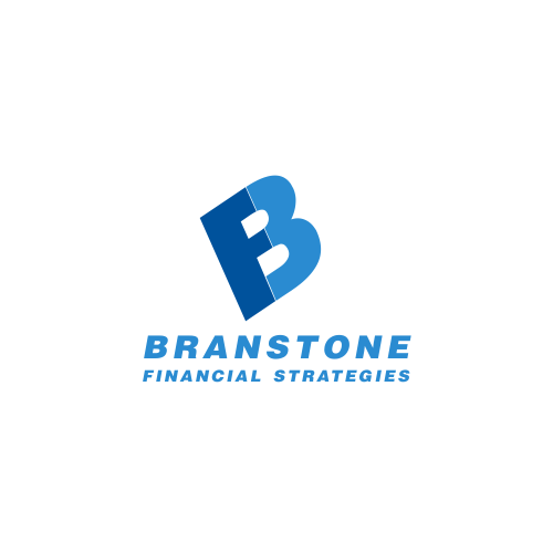 Logo Design by Rudy - Entry No. 104 in the Logo Design Contest Inspiring Logo Design for Branstone Financial Strategies.