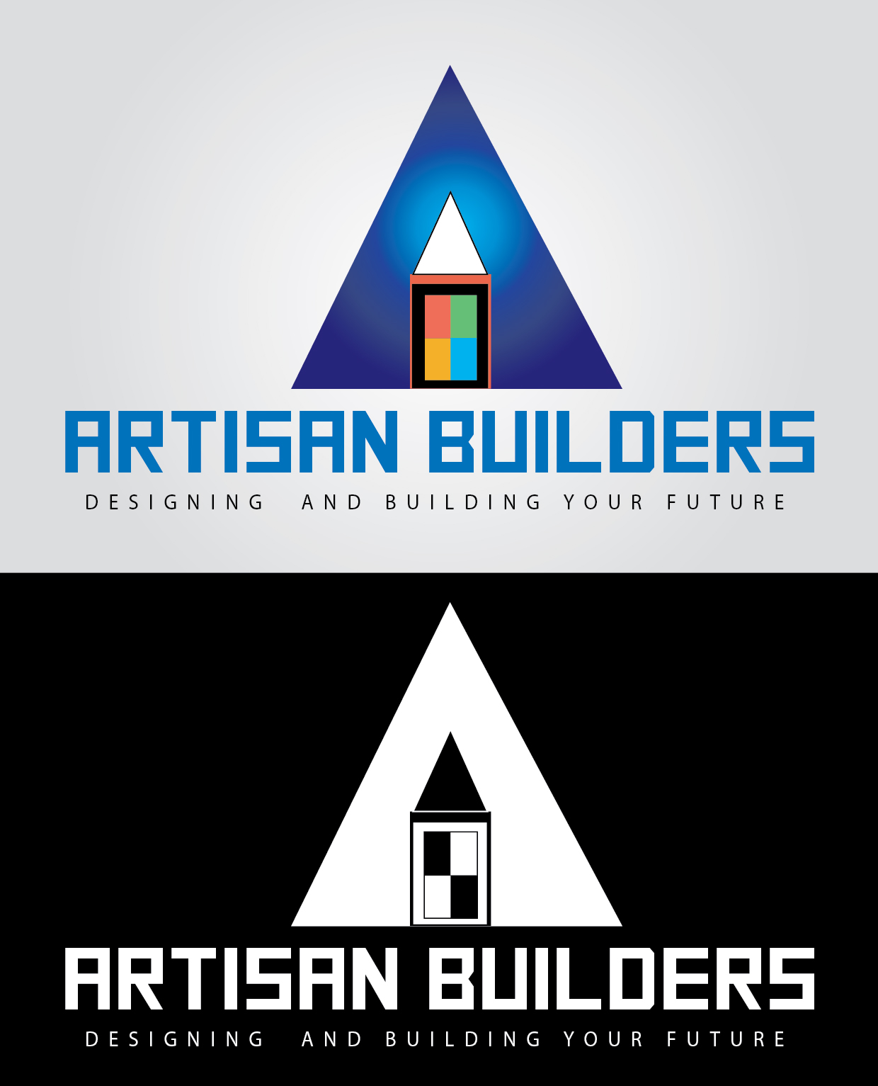 Logo Design by mediaproductionart - Entry No. 101 in the Logo Design Contest Captivating Logo Design for Artisan Builders.