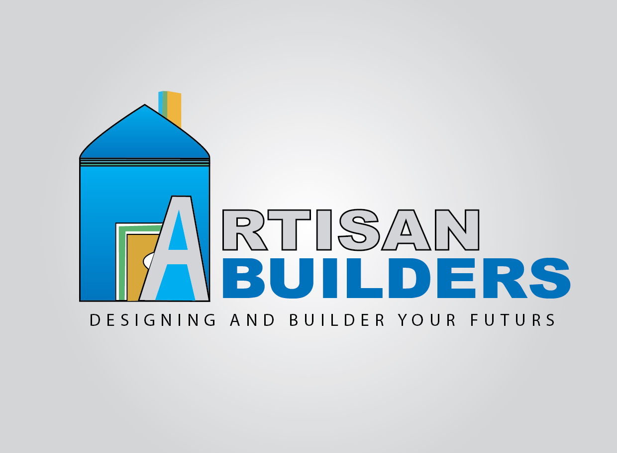 Logo Design by mediaproductionart - Entry No. 102 in the Logo Design Contest Captivating Logo Design for Artisan Builders.