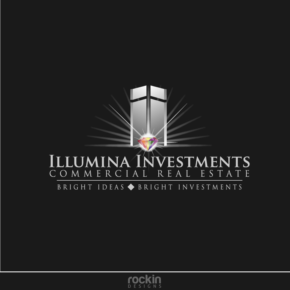 Logo Design by rockin - Entry No. 44 in the Logo Design Contest Creative Logo Design for Illumina Investments.