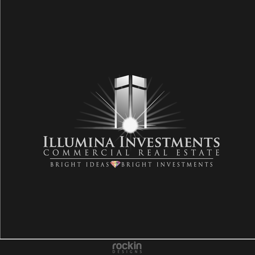 Logo Design by rockin - Entry No. 45 in the Logo Design Contest Creative Logo Design for Illumina Investments.