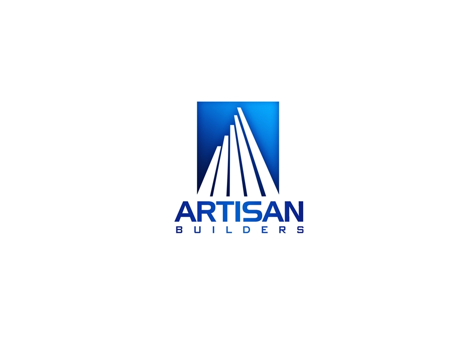 Logo Design by Respati Himawan - Entry No. 106 in the Logo Design Contest Captivating Logo Design for Artisan Builders.