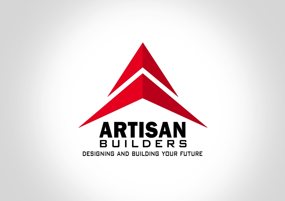 Logo Design by Respati Himawan - Entry No. 109 in the Logo Design Contest Captivating Logo Design for Artisan Builders.