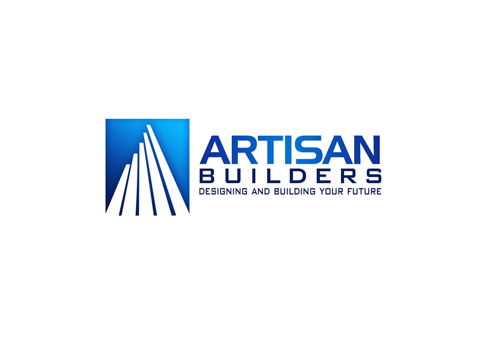Logo Design by Respati Himawan - Entry No. 111 in the Logo Design Contest Captivating Logo Design for Artisan Builders.