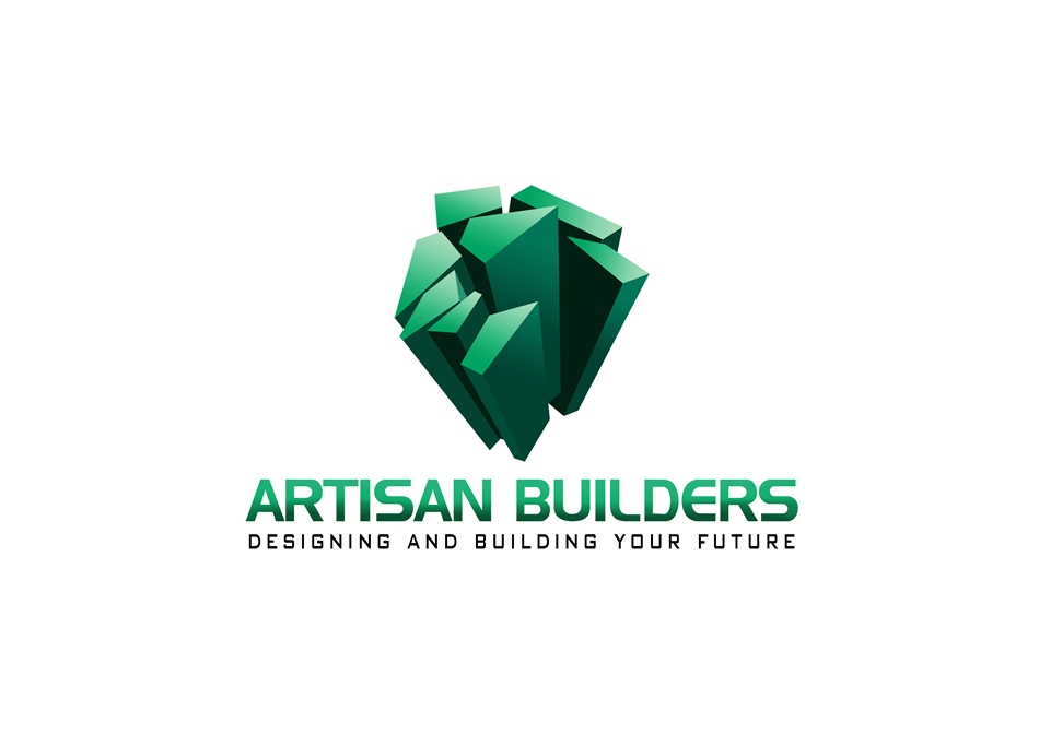 Logo Design by Respati Himawan - Entry No. 112 in the Logo Design Contest Captivating Logo Design for Artisan Builders.