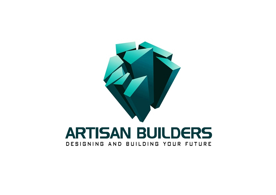 Logo Design by Respati Himawan - Entry No. 113 in the Logo Design Contest Captivating Logo Design for Artisan Builders.