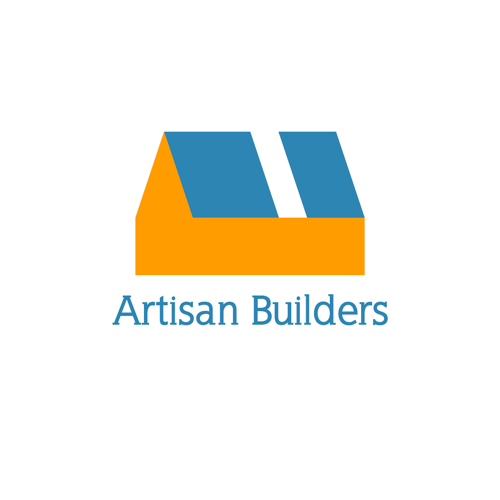 Logo Design by JaroslavProcka - Entry No. 118 in the Logo Design Contest Captivating Logo Design for Artisan Builders.