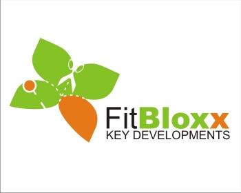 Logo Design by SquaredDesign - Entry No. 95 in the Logo Design Contest FitBloxx (creating block fits for the apparel industry).