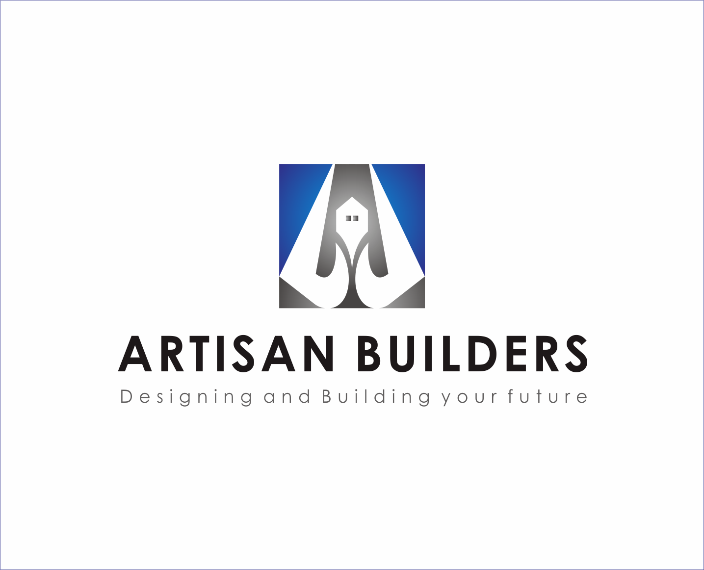 Logo Design by Armada Jamaluddin - Entry No. 121 in the Logo Design Contest Captivating Logo Design for Artisan Builders.