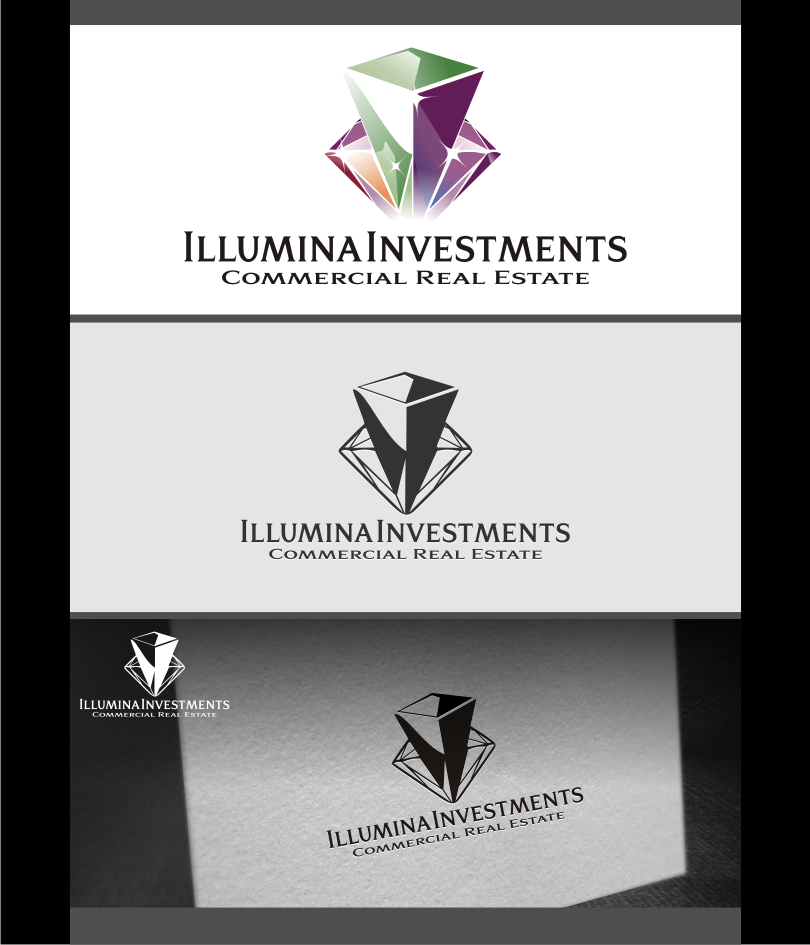 Logo Design by graphicleaf - Entry No. 49 in the Logo Design Contest Creative Logo Design for Illumina Investments.