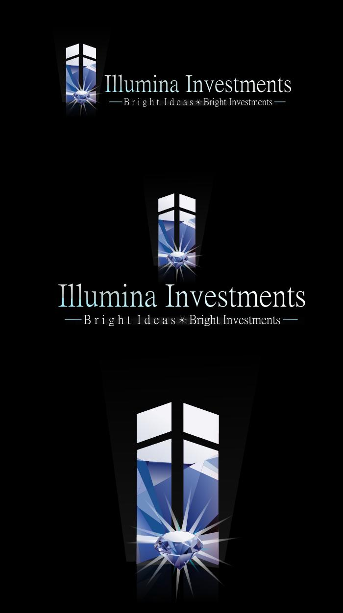 Logo Design by Private User - Entry No. 50 in the Logo Design Contest Creative Logo Design for Illumina Investments.