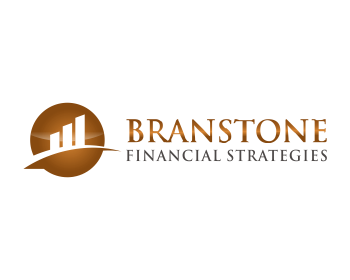 Logo Design by mshblajar - Entry No. 131 in the Logo Design Contest Inspiring Logo Design for Branstone Financial Strategies.