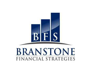 Logo Design by mshblajar - Entry No. 132 in the Logo Design Contest Inspiring Logo Design for Branstone Financial Strategies.