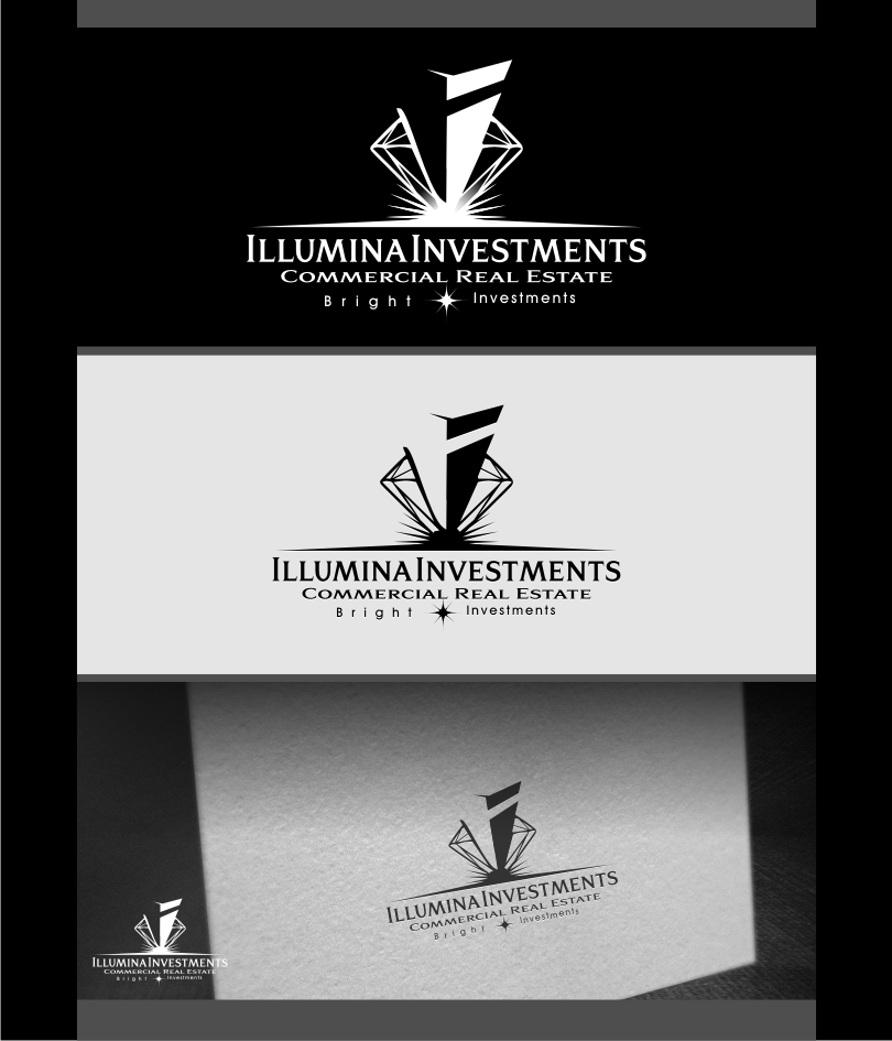 Logo Design by graphicleaf - Entry No. 51 in the Logo Design Contest Creative Logo Design for Illumina Investments.