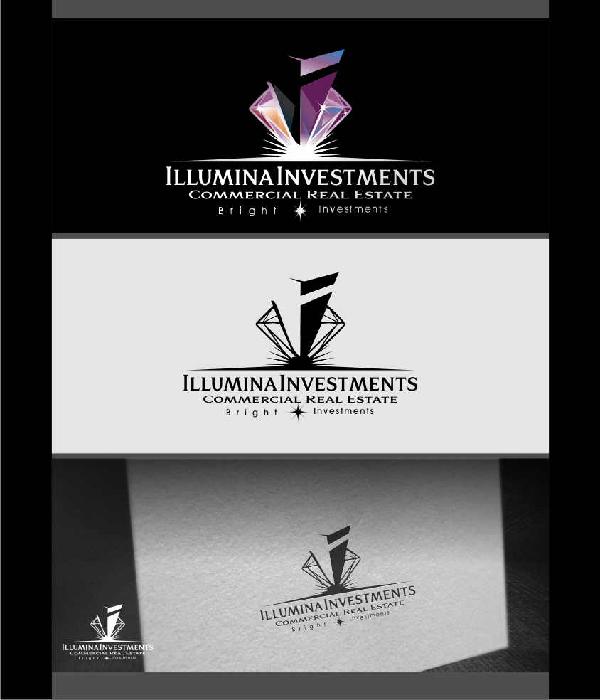 Logo Design by graphicleaf - Entry No. 52 in the Logo Design Contest Creative Logo Design for Illumina Investments.