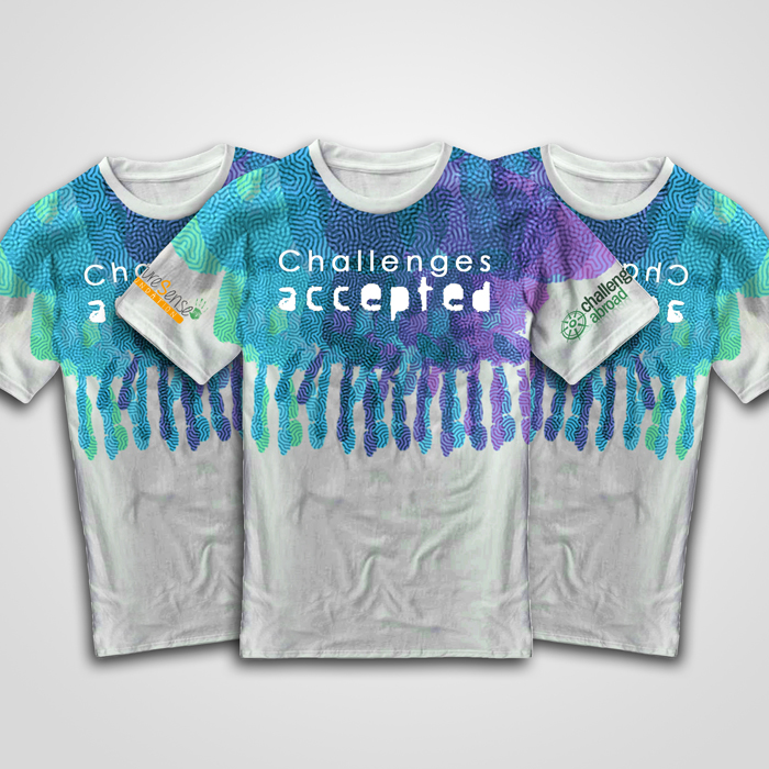 Clothing Design by Think - Entry No. 12 in the Clothing Design Contest Fun Clothing Design for Challenges Abroad.