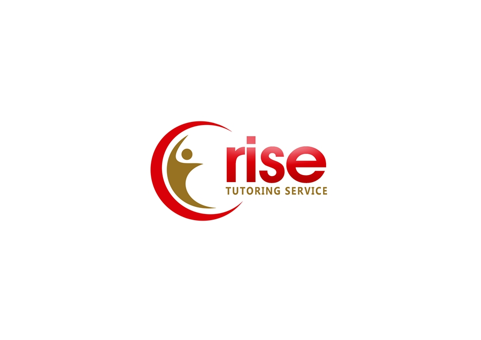 Logo Design by Respati Himawan - Entry No. 41 in the Logo Design Contest Imaginative Logo Design for Rise Tutoring Service.