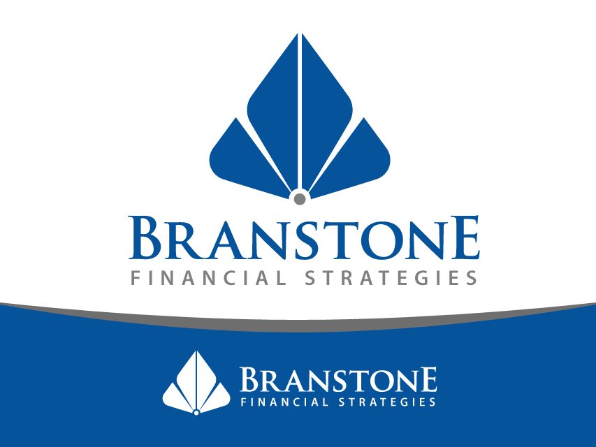 Logo Design by Richard Soriano - Entry No. 146 in the Logo Design Contest Inspiring Logo Design for Branstone Financial Strategies.