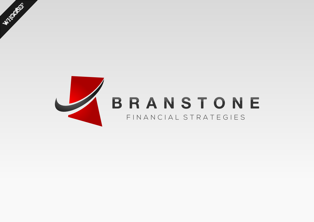 Logo Design by whoosef - Entry No. 149 in the Logo Design Contest Inspiring Logo Design for Branstone Financial Strategies.