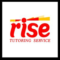 Logo Design by brown_hair - Entry No. 42 in the Logo Design Contest Imaginative Logo Design for Rise Tutoring Service.