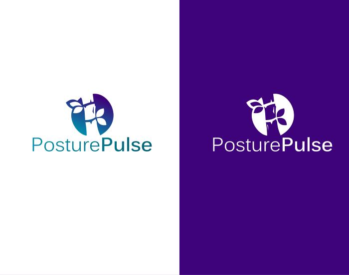 Logo Design by Private User - Entry No. 2 in the Logo Design Contest Unique Logo Design Wanted for PosturePulse.