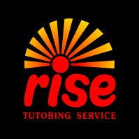 Logo Design by brown_hair - Entry No. 47 in the Logo Design Contest Imaginative Logo Design for Rise Tutoring Service.