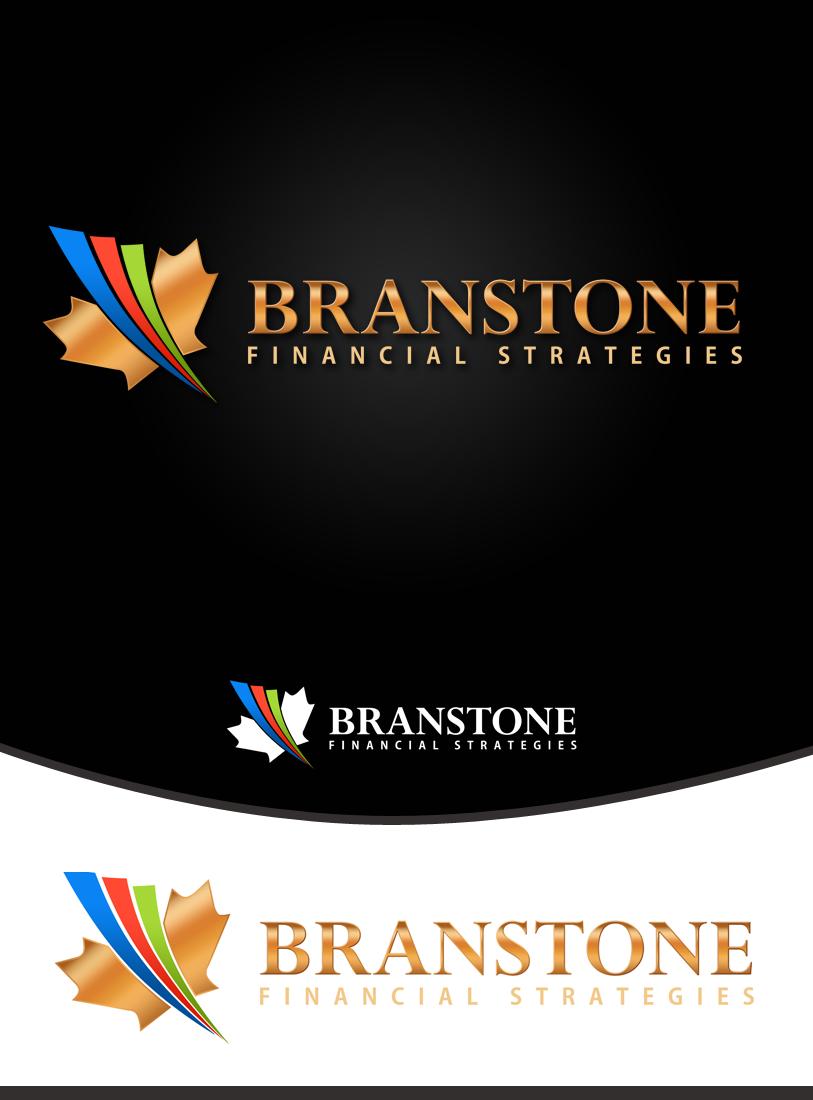 Logo Design by Private User - Entry No. 152 in the Logo Design Contest Inspiring Logo Design for Branstone Financial Strategies.
