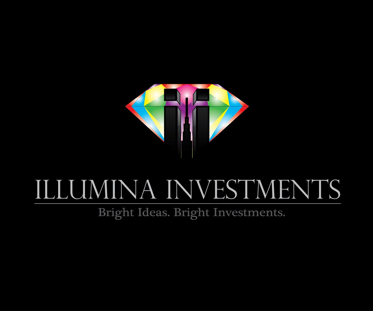 Logo Design by jhunzkie24 - Entry No. 57 in the Logo Design Contest Creative Logo Design for Illumina Investments.