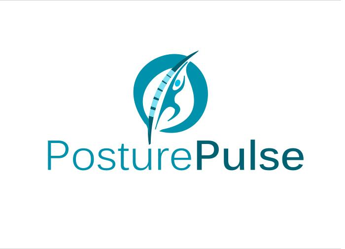Logo Design by Private User - Entry No. 5 in the Logo Design Contest Unique Logo Design Wanted for PosturePulse.