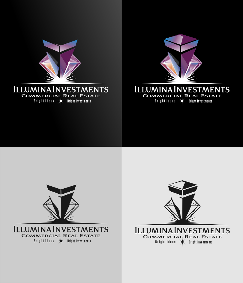 Logo Design by graphicleaf - Entry No. 58 in the Logo Design Contest Creative Logo Design for Illumina Investments.