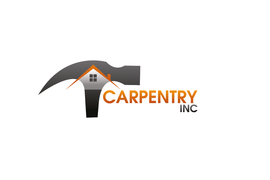 Logo Design by Private User - Entry No. 22 in the Logo Design Contest Creative Logo Design for Carpentry inc..