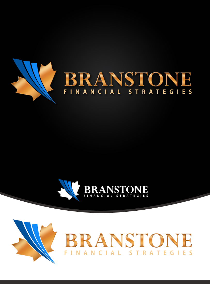 Logo Design by Robert Turla - Entry No. 159 in the Logo Design Contest Inspiring Logo Design for Branstone Financial Strategies.