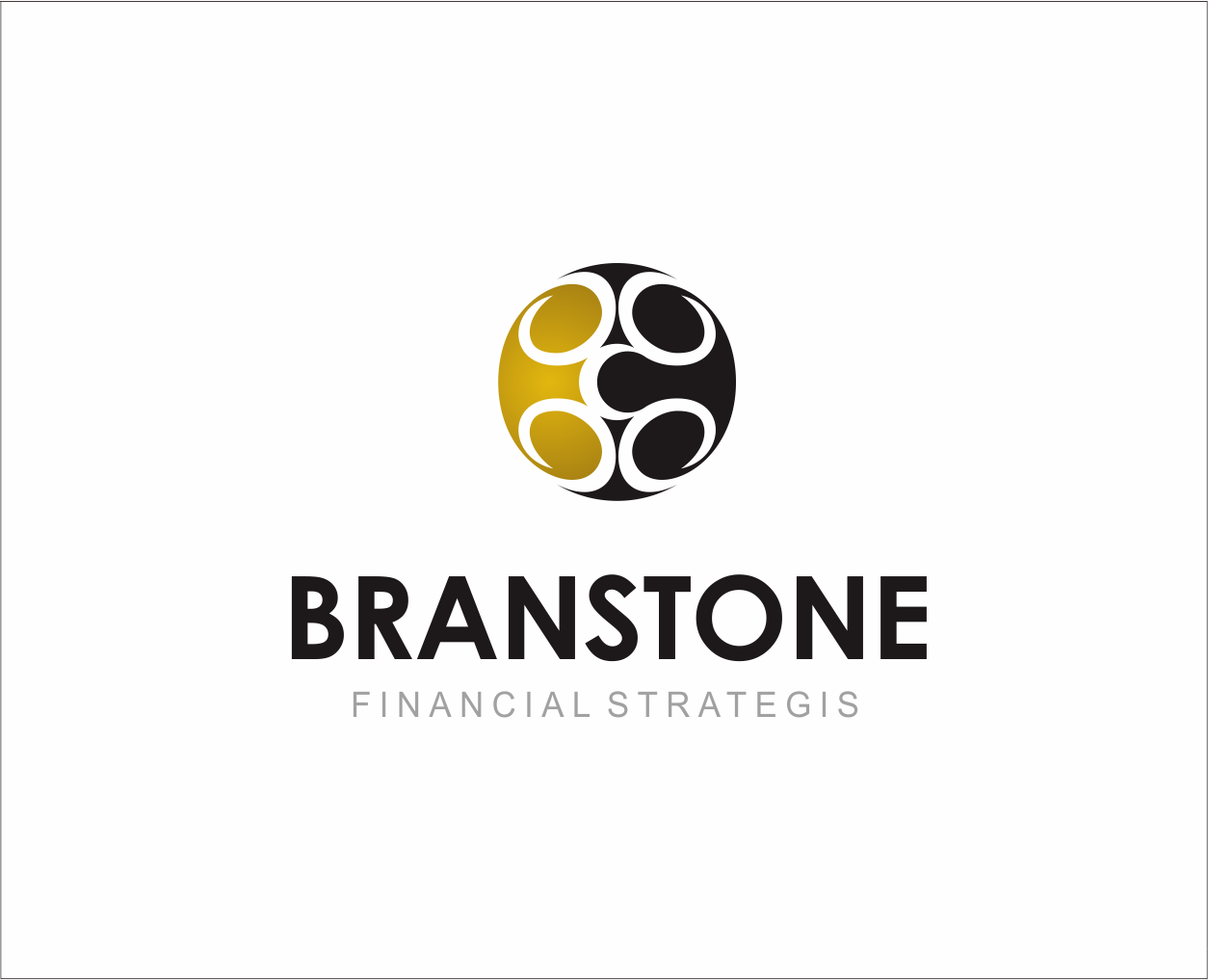 Logo Design by Armada Jamaluddin - Entry No. 172 in the Logo Design Contest Inspiring Logo Design for Branstone Financial Strategies.