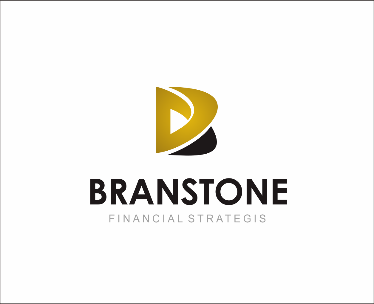 Logo Design by Armada Jamaluddin - Entry No. 173 in the Logo Design Contest Inspiring Logo Design for Branstone Financial Strategies.