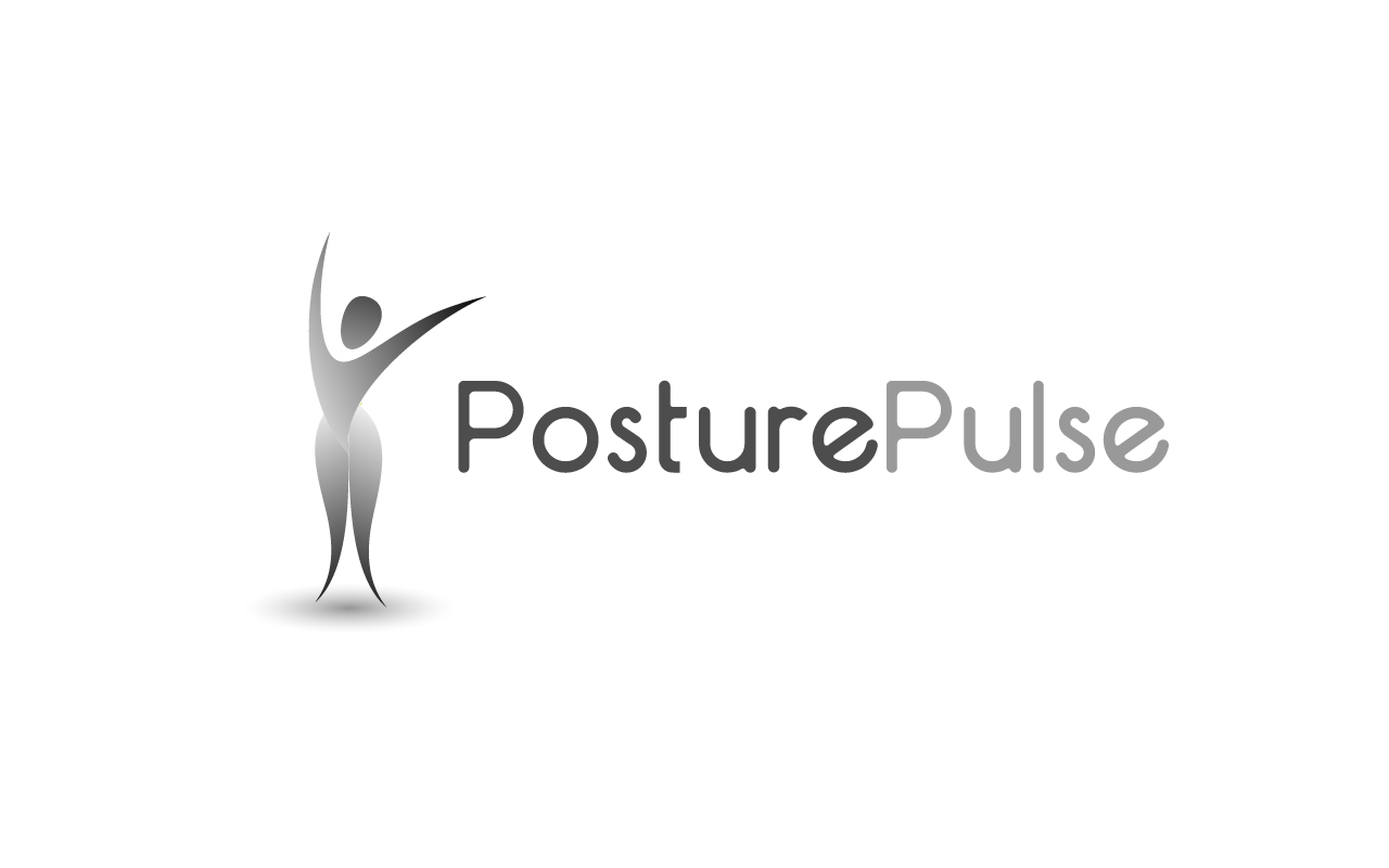 Logo Design by Jagdeep Singh - Entry No. 17 in the Logo Design Contest Unique Logo Design Wanted for PosturePulse.