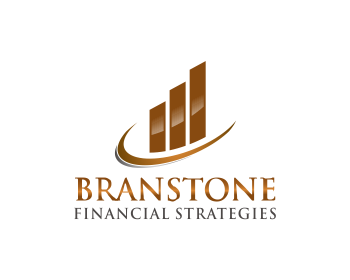 Logo Design by mshblajar - Entry No. 176 in the Logo Design Contest Inspiring Logo Design for Branstone Financial Strategies.