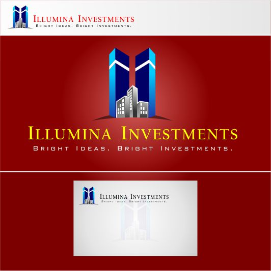 Logo Design by brown_hair - Entry No. 60 in the Logo Design Contest Creative Logo Design for Illumina Investments.