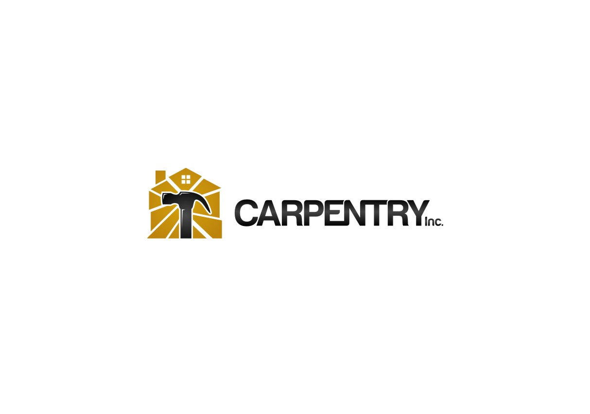 Logo Design by untung - Entry No. 26 in the Logo Design Contest Creative Logo Design for Carpentry inc..