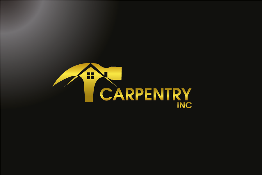 Logo Design by Private User - Entry No. 27 in the Logo Design Contest Creative Logo Design for Carpentry inc..