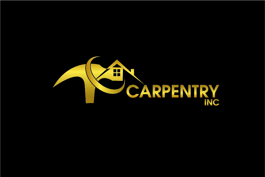 Logo Design by Private User - Entry No. 28 in the Logo Design Contest Creative Logo Design for Carpentry inc..